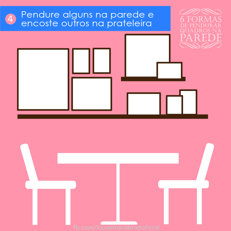 decorar com quadros