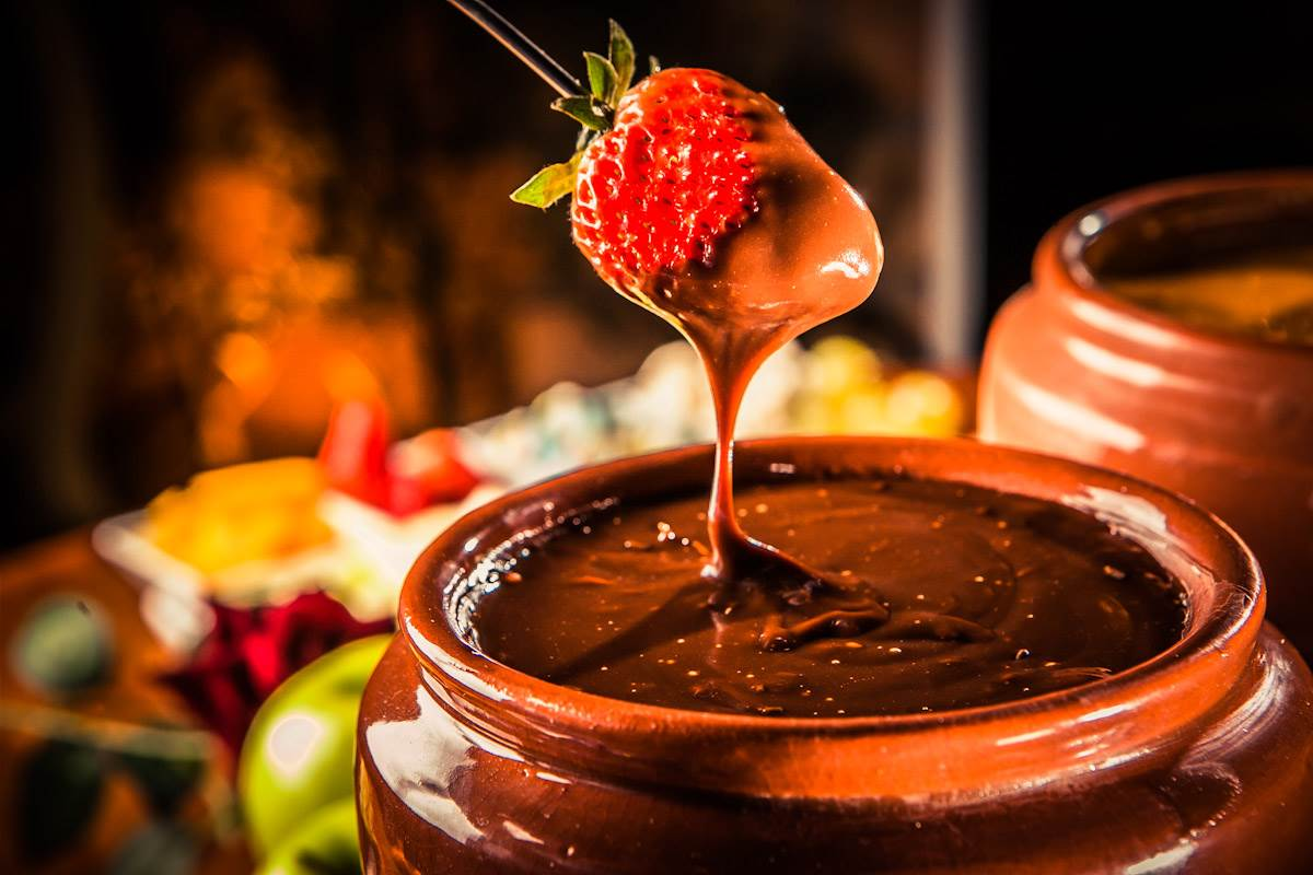 fondue de chocolate light 1 1